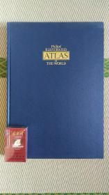 【旧地图】菲利普 世界地图集   8开精装本  1987年版