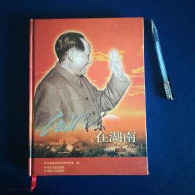 毛泽东在湖南