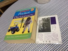 英文原版  pocket dictionary