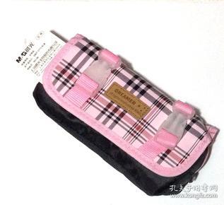 晨光(M&G)APB93942  格调五笔袋  涤纶笔袋  文具盒