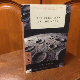 The first men in the moon by H.G.Wells 现代文库出品