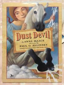 全新微瑕Dust Devil 精装
