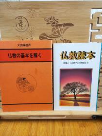 仏教基本知识  释尊与十大弟子对话 两册