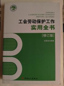 工会劳动保护工作实用全书(修订版)