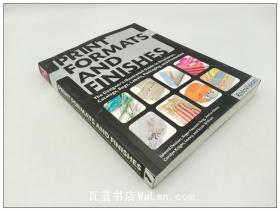 印刷品排版宣传包装设计 Print Formats and Finishes 英文原版
