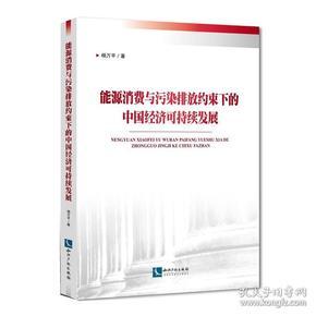 能源消费与污染排放约束下的中国经济可持续发展