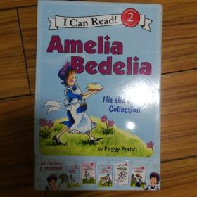Amelia Bedelia I Can Read Box Set #1: Amelia Bed