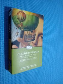 Gullivers Travels and a Modest Proposal (Enriched Classics)