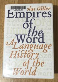 Empires of the Word: A Language History of the World 语言帝国:世界语言史 9780066210865 0066210860
