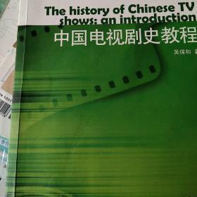 中国电视剧史教程