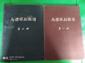 马体解剖图谱(第一,二册)【看图片】