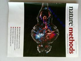 nature methods 2013/05 外文原版过期英文自然方法学医学杂志