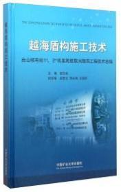 越海盾构施工技术 : 台山核电站1#、2#机组海底取水隧洞工程技术总结