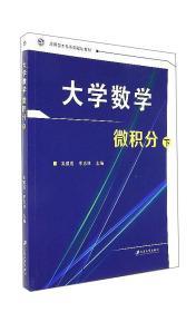 大学数学微积分(下)/应用型本科系列规划教材