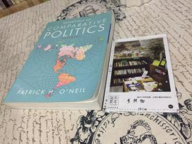 Essentials of Comparative Politics    2nd edition     英文原版教材美国原版教材【存于溪木素年书店】