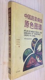 中国蔬菜病虫原色图谱 第二版 第2版 吕佩珂