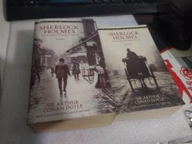 SHERLOCK HOLMES(1,2兩本合售)