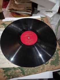 老唱片合唱。《弹起我心爱的土琵琶》。《九龙江边荔枝红》女声。有歌单。