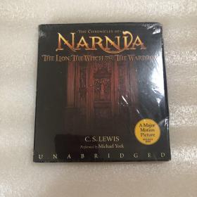 纳尼亚传奇(英文原版光盘)