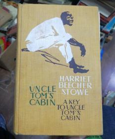 旧书 VNCLE TOMS CABIN HARRIET BEECHER STOWE