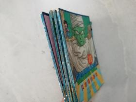 七龙珠:贝吉塔和那巴卷 1 - 5