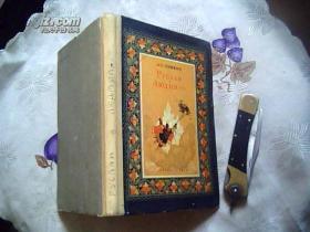 РУСЛАН И ЛЮДМИЛА (1956年俄文原版:《鲁斯兰和柳德米拉》普希金长篇童话叙事诗,硬精装本,多精美插图。)