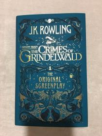 订购神奇动物在哪里2 格林德沃之罪 剧本 英版 Fantastic Beasts: The Crimes of Grindelwald – The Original Screenplay