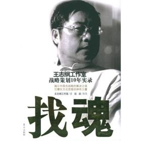 找魂:王志纲工作室战略策划10年实录【签名版】