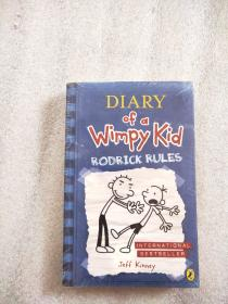 Diary of a Wimpy Kid #2: Rodrick Rules小屁孩日记2:罗德里克法则