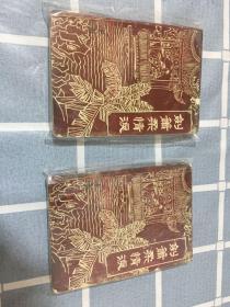 武侠-剑箫柔情泪(两册全)