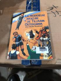 LA PRODIGIEUSE AVENTURE DE TILLMANN OSTERGRIMM