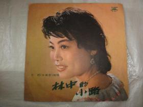 八十年代黑胶唱片:林中的小路 方明(女高音)独唱 老歌唱家专辑(封套 唱片完好)