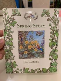经典田园画风故事 Spring Story