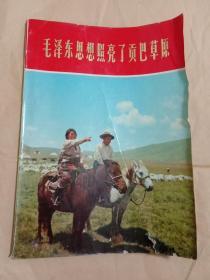 毛泽东思想照亮了贡巴草原