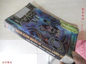 Man-Kzin Wars VI【36開 英文原版】(Man-Kzin戰爭)