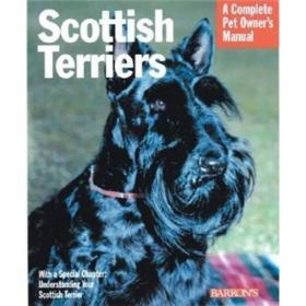 Scottish Terriers (Complete Pet Owners Manual)