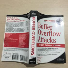 英文原版 Buffer Overflow Attacks