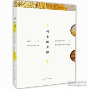 社版献给孩子的中英双语诗绘集树上的太阳四色