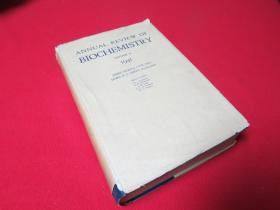 ANNUAL  REVIEW  OF  BIOCHEMISTRY  1941