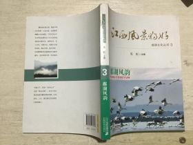 江西风景独好旅游文化丛书(3):鄱湖风韵