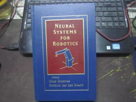 【英文原版】NEURAL SYSTEMS FOR ROBOTICS