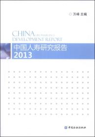 中国人寿研究报告2013