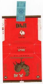 烟标商标类-----济南卷烟厂