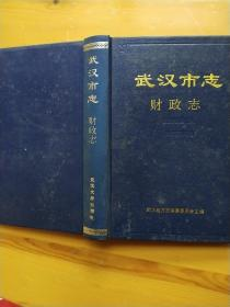 武汉市志财务志