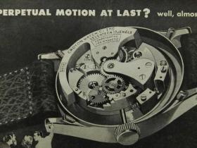 故纸堆之老剪报;手表