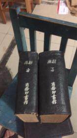 《辞源》 全二册 (丁种本)中华民国四年版