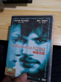 蝴蝶效应    DVD
