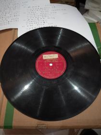 老唱片。童声歌唱。《红领巾之歌》《我们快乐的歌唱》