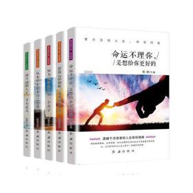 努力过的人生,终会闪亮 奋斗过的人生,才有意义(全5册不单发)  A1ZXL