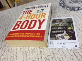 英文原版  the 4-hour  body